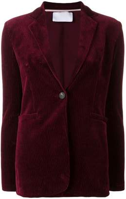 Harris Wharf London tailored corduroy blazer