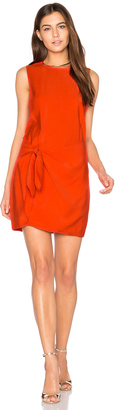 Line & Dot Riel Tied Dress $80 thestylecure.com