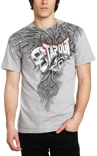 Tapout Men's Rise Above Short Sleeve Tee
