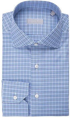 Stefano Ricci Check Dress Shirt