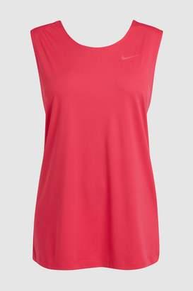 Next Womens Nike Dry Pink Training Vest