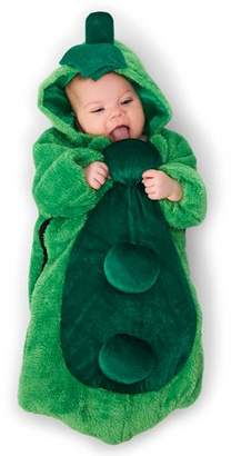 PARTYTIME Pea in the Pod Infant Bunting Costume