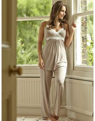 MamaMoosh Radiance Maternity / Nursing Camisole Pyjamas
