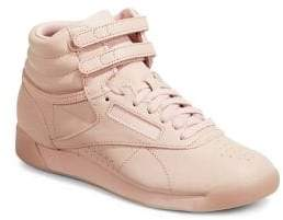 Reebok Women's Logo High-Top Sneakers