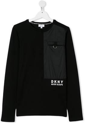 DKNY Never Sleeps tee