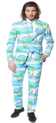 OppoSuits Flaminguy Men Suit