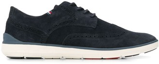 Tommy Hilfiger leather Derby shoes