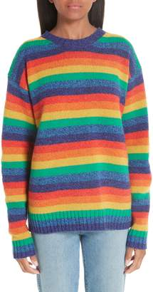 Acne Studios Rainbow Sweater