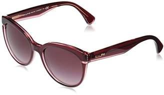 Ralph Lauren Ralph by Women's Plastic Woman Polarized Cateye Sunglasses