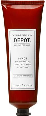 Depot N.405 Moisturizing Shaving Cream
