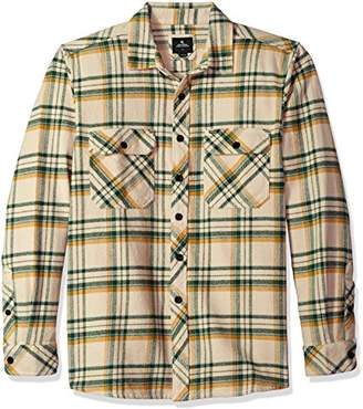 Rip Curl Men's Grizzley L/s Flannel