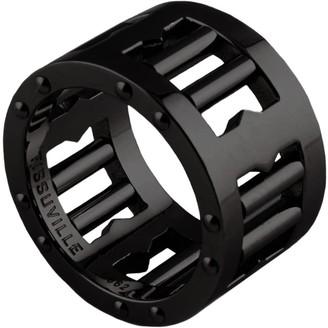 Ring Black Tissuville Segra Matte