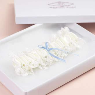 Mabelicious Bridal 'Simply Daisy' Bridal Garter