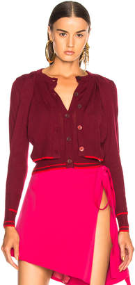 Y/Project Y Project Double Front Cardigan