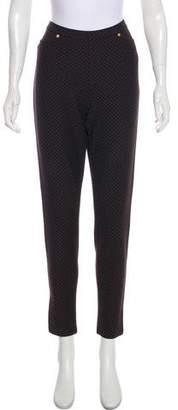MICHAEL Michael Kors Polka Dot Skinny Pants
