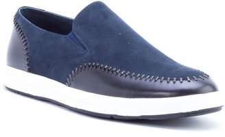 Zanzara Caravaggio Whipstitched Slip-On Sneaker