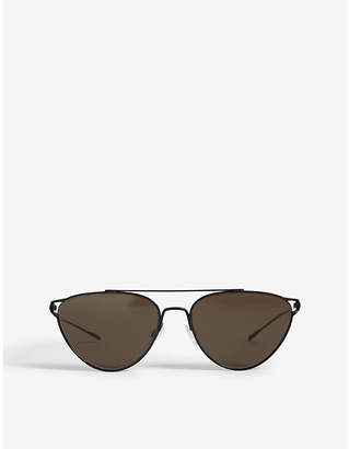 Oliver Peoples Floriana triangle-frame sunglasses