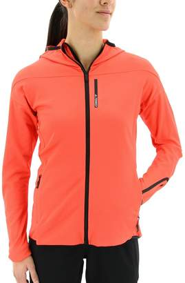 adidas Outdoor Women's Outdoor Terrex Climawarm Fleece Hoodie