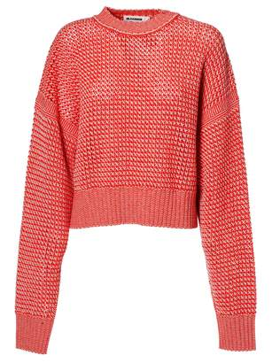 Jil Sander Knitted Oversized Jumper