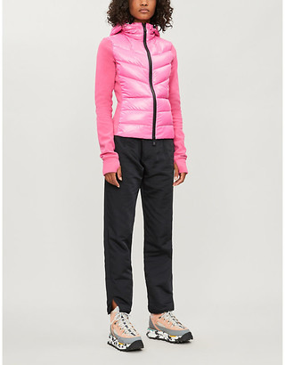 Moncler Maglia slim-fit shell jacket