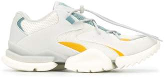 Reebok panel lace-up sneakers