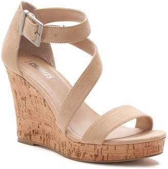 Charles by Charles David Style Style Lawley Women's T-Strap Wedge Sandals