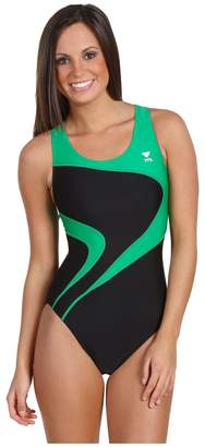 TYR Alliance T-Splice Maxback Women's Swimwear