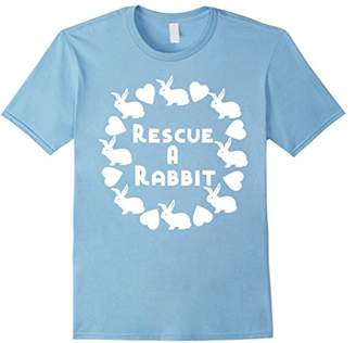 Rescue A Rabbit Heart Trending T-Shirt