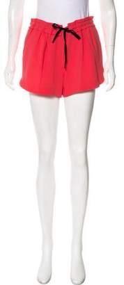 Rag & Bone Tie Mini Shorts