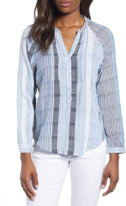 Lucky Brand Stripe Shirt