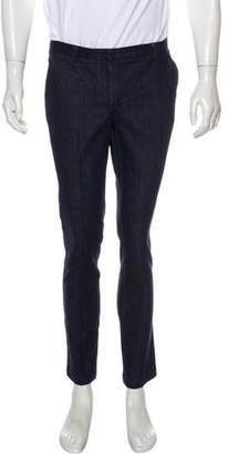Moncler Pantalone Sportivo Denim Pants