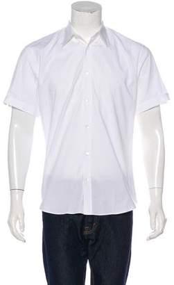 Alexander McQueen Woven Dress Shirt