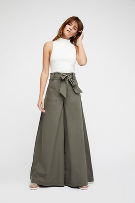 All Talk Pant by Free People $128 thestylecure.com