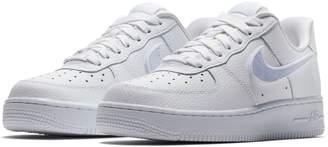 Nike Force 1-100 Detachable Logo Sneaker