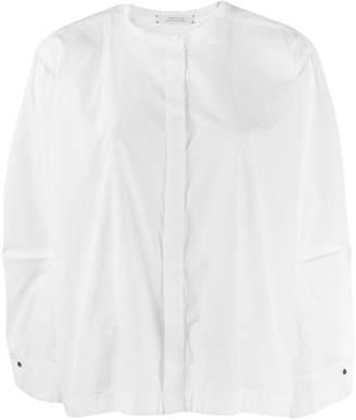 Schumacher Dorothee mandarin collar blouse