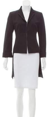 CNC Costume National High-Low Blazer