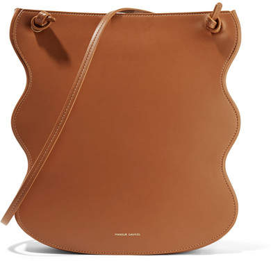 Mansur Gavriel Ocean Leather Tote - Tan