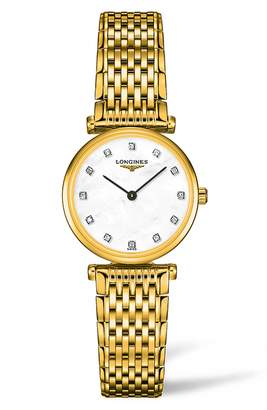 Longines La Grande Classique de Diamond Bracelet Watch, 24mm