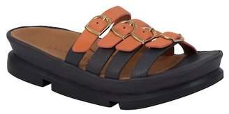 L'Amour Des Pieds Villetta Leather Sandal
