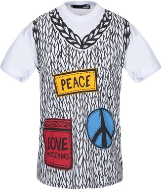 Love Moschino T-shirts - Item 12307338MH