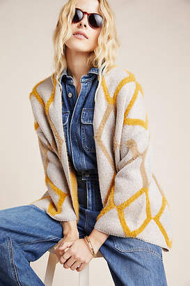 Anthropologie Sedona Cozy Knit Wrap
