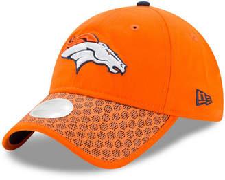 New Era Women's Denver Broncos Sideline 9TWENTY Cap