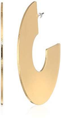 GUESS Metal Hoops Women's C Hoop Earrings
