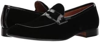 Matteo Massimo Formal Penny Men's Slip-on Dress Shoes