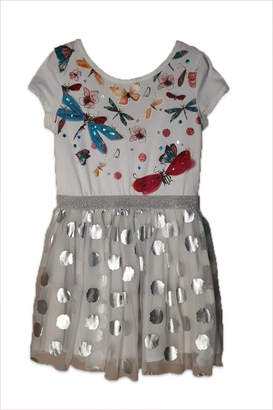 Desigual Cotton Porto-Novo Dress
