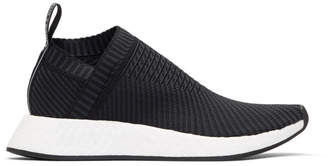 adidas Black NMD-CS2 PK Boost Sneakers