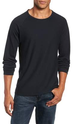 Billy Reid Regular Fit Long Sleeve T-Shirt