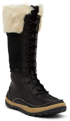 Merrell Tremblant Tall Faux Fur Trimmed Waterproof Boot