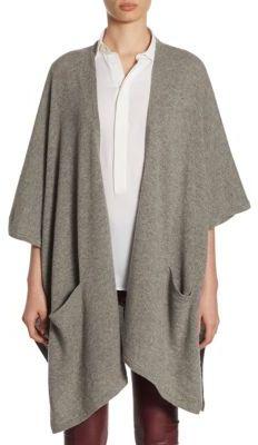 Polo Ralph Lauren Cashmere Wrap Cardigan $398 thestylecure.com