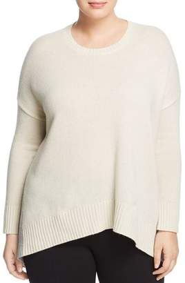 Eileen Fisher Plus Cashmere & Wool Sweater
